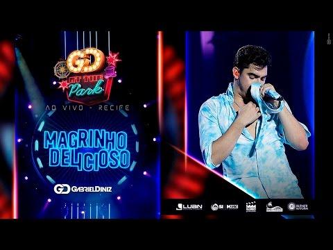 Gabriel Diniz - Magrinho Delicioso  4K