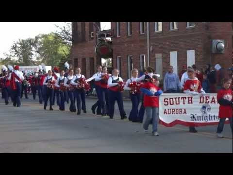 South Dearborn High School marching band