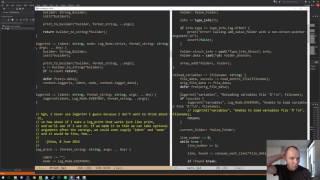 Compiler programming: Crash fix!