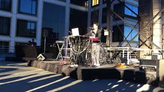 Yuka C Honda ~ Rooftop West Side NYC 2018