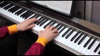 ABRSM Piano 2015-2016, Grade 6, Liten fugl, Grieg, B3