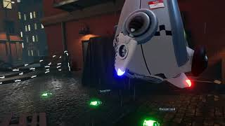 Mr. Hack Jack Robot Detective VR Review & Gameplay
