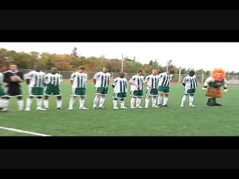 CBU Capers 1 St FX 1 Mens Soccer 10 2 09