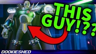 Who is this SIGMA Guy!? ▶ [Marvel vs. Capcom Infinite]