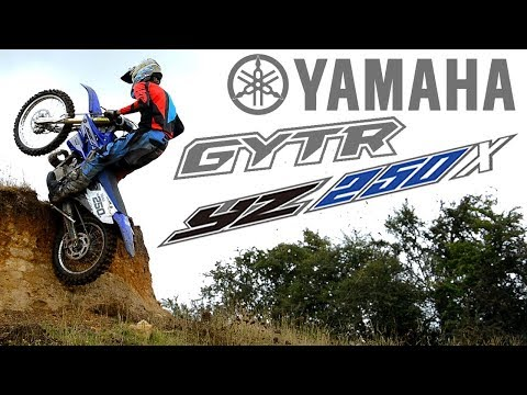 2016 YAMAHA YZ250X RAW SOUND!!!