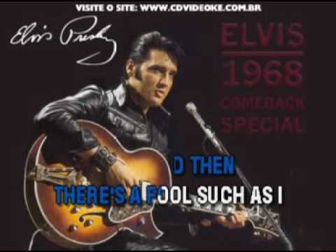 Elvis Presley   Fool Such As I, A