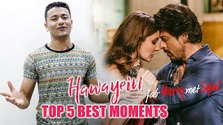 download lagu Hawayein Song  Top 5 Best Moments  Jab gratis