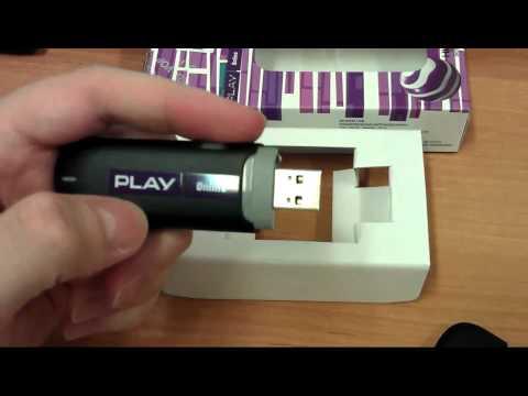 UNBOXING Huawei E3131 idealny modem darmowy internet aero2 od PLAY