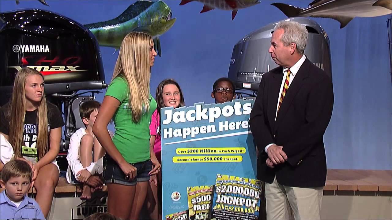 Florida Lottery Guest Tom Dolan   Kids Show 2014   CFIFR   Season 10  Episode 20