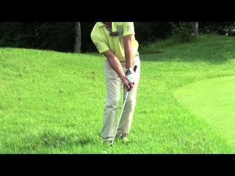 ゴルフ グリーン周りの逆目のラフからのアプローチ - 今井純太郎 Music Videos