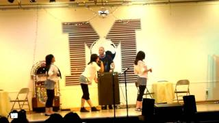 mission middle school talent show 2010:)