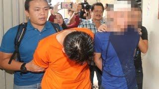 2 suspek kes tembak di Pulau Pinang ditahan