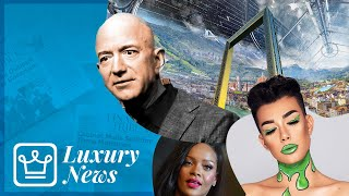 Billionaires in Space, FENTY, James Charles, Bentley Tank, Expensive Painting & More