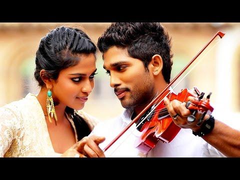 Iddarammayilatho Movie || Violin Song With Lyrics || Allu Arjun,amala Paul video