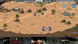 [Showmatch] HN+SKY vs GTV+TB