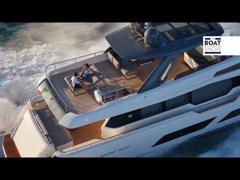 [ENG] FERRETTI YACHTS  850 - 4K Review - The Boat Show