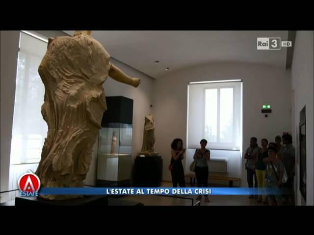 I Bronzi di Riace - Agorà Estate 18/08/2014