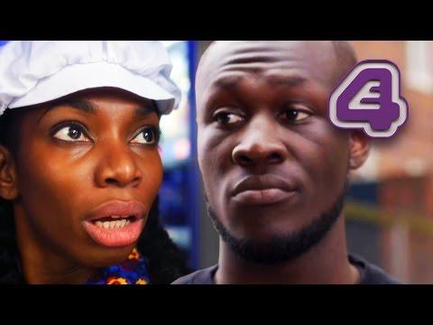 Tracey Meets Pretend-Boyfriend Stormzy | Chewing Gum | Series 2