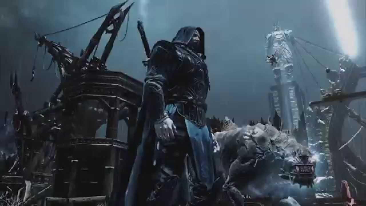 Shadow of mordor dark ranger pre order exclusive trailer youtube