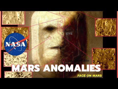 From the Moon we head towards Mars... The anomalies are there - in living colour. Domes, cities, ruins, glass tunnels, trees, lakes - pretty much sounds like...