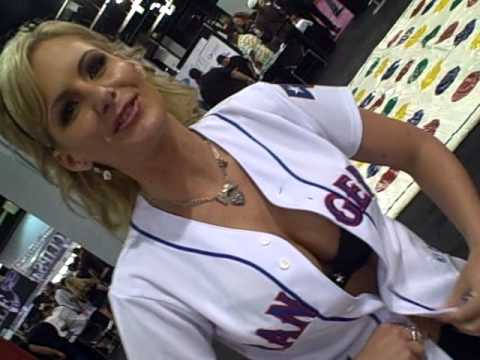 Phoenix Marie a sports fan Video