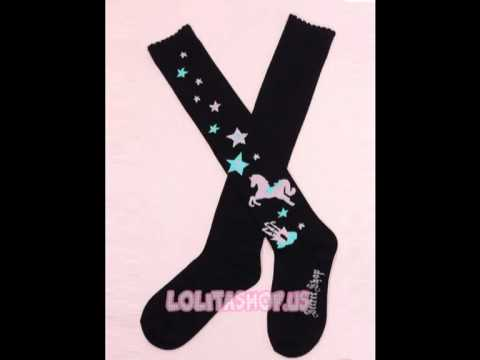 lolita stockings