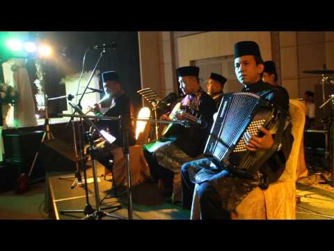 Zapin Ya Salam Instrumental video