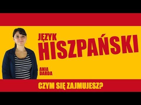 Język Hiszpański - Czym Się Zajmujesz?