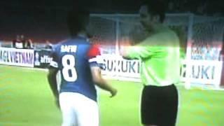 Piala Suzuki AFF 2010 1st Final Malaysia 3 Indonesia 0 (26 disember 2010) - gol pertama Malaysia