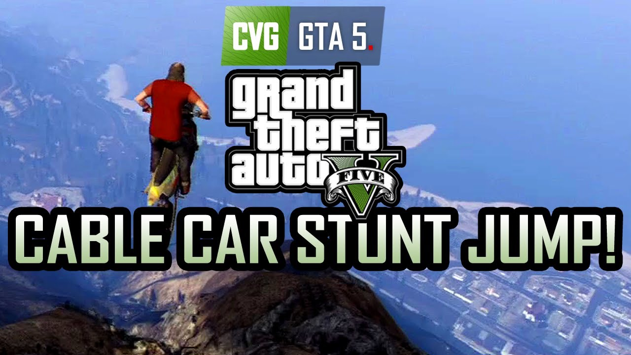Bike Tricks Gta 5 GTA Gameplay INCREDIBLE