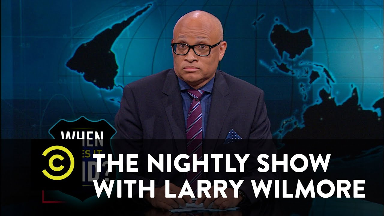 The Nightly Show - When Does It End? - The Shooting of Samuel DuBose