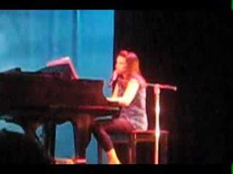 Natalie Weiss- Gravity by Sara Bareilles