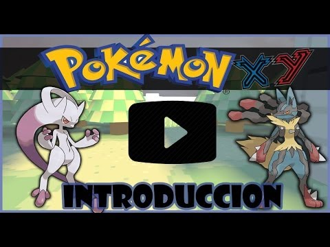 Pokemon X / Y: La Guia Oficial en Español  INTRODUCCION  - (3DS / Walkthrough / Playthrough)