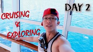 Du Thuyền Lớn Nhất Thế Giới - Trò Chơi Trên Thuyền - SHITTY PRANK - DAY 2