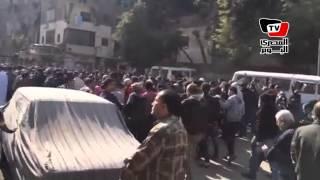 مظاهرات ٢٨ نوفمبر في المطرية