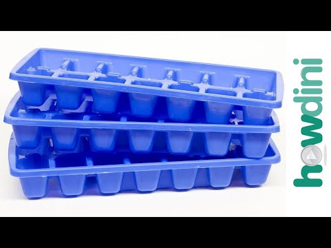 5 Ways to Use an Ice Cube Tray: Howdini Hacks