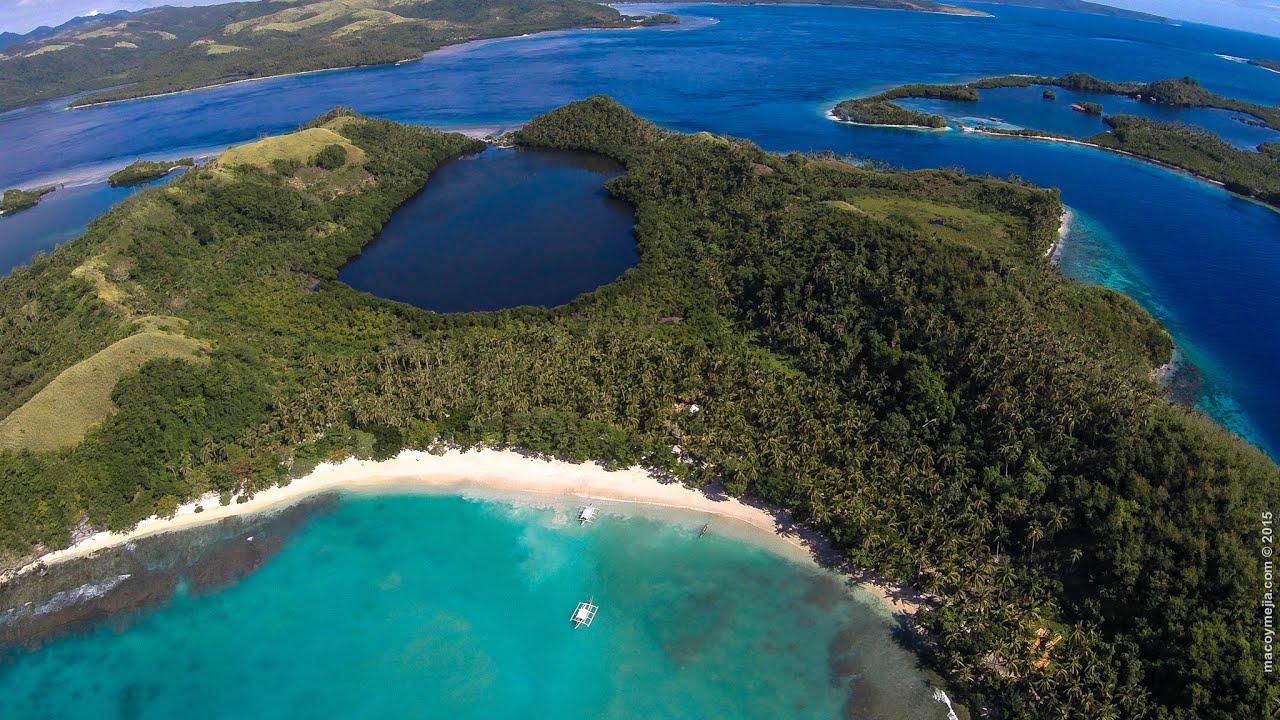 Calintaan Island, Matnog, Sorsogon, Philippines - YouTube