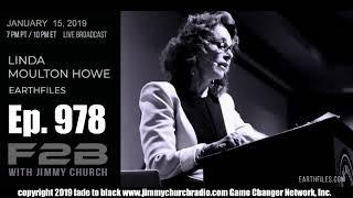 Ep. 978 FADE to BLACK Jimmy Church w/ Linda Mouton Howe : Earthfiles UFO Disclosure Update : LIVE