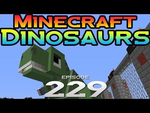 Minecraft Dinosaurs Episode 229 Update Get