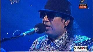 Live Eid Concert - Ghumonto Shohore by Ayub Bachchu  (LRB) Live On (Massranga TV)
