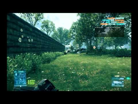 Battlefield 3 Open Beta Gameplay German [HD]