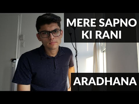 Mere Sapno Ki Rani Cover