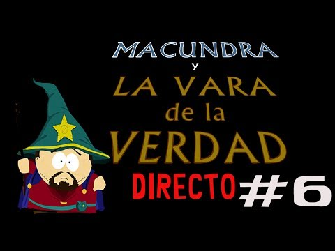 South Park: The Stick of Truth | Let's Play en Español | Capitulo 6 - En Directo