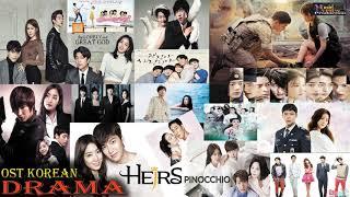 Những Bản Nhạc Phim Hay Nhất 2017  - Sountrack Korean Popular Drama Sad Make you cry