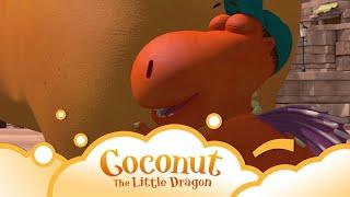 Coconut the little Dragon: Magnus the Gourmet Dragon S1 E24 | WikoKiko Kids TV