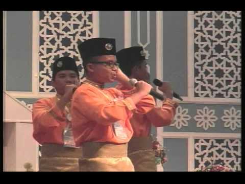 Festival Nasyid Sekolah - sekolah KPM Peringkat Kebangsaan 2014 - SM Melaka (Official)