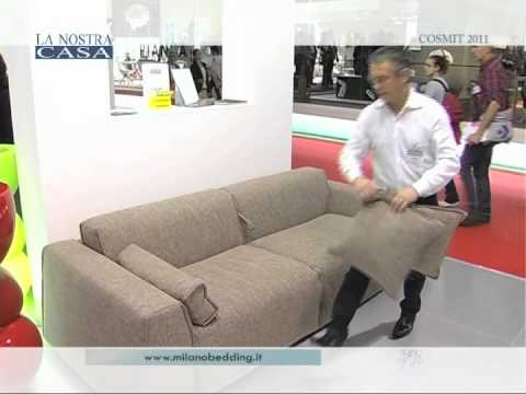 Milano Bedding - Salone del Mobile 2011