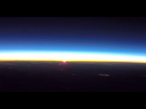 High Altitude Balloon 3 (Camera H4)