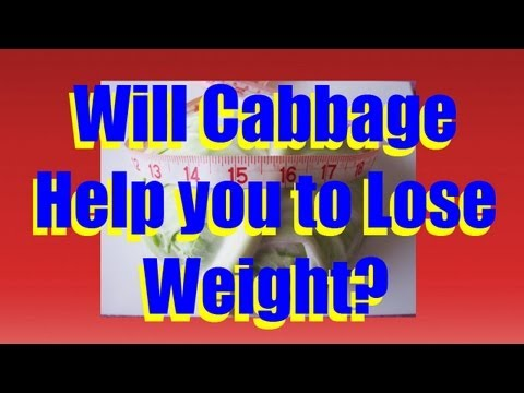 Best Foods for Weight Loss - Cabbage for Weight Loss
