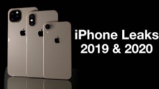 iPhone 11 Leaks April
